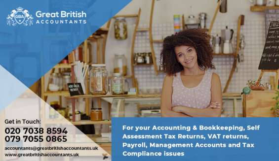 Pictures of Tax accountant in london 3