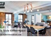 Media Style Office Space