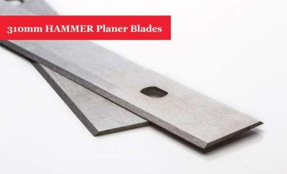 310mm set of 3 planer blades for hammer planer machines @ online