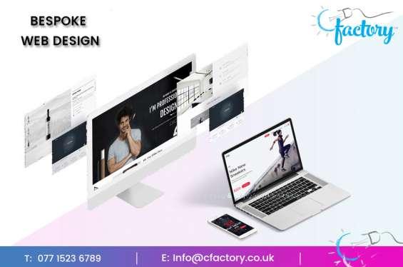 Cheap web design in london