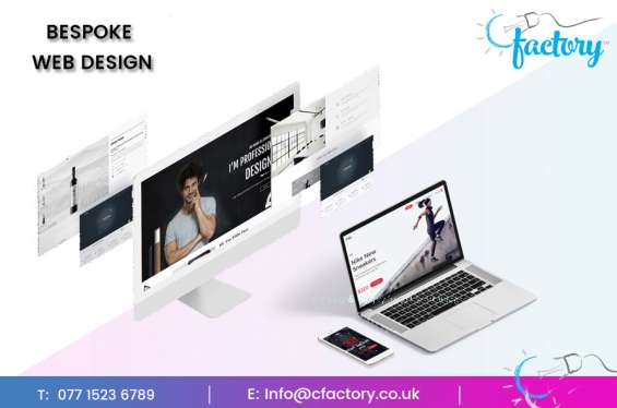 Cheap website design company in london