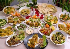 Vegetarian indian food restaurant
