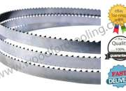Bandsaws Blades for Cutting Metal Plastic Wood New-3345 (MM) x 1/2 (Inch) x 6 TPI