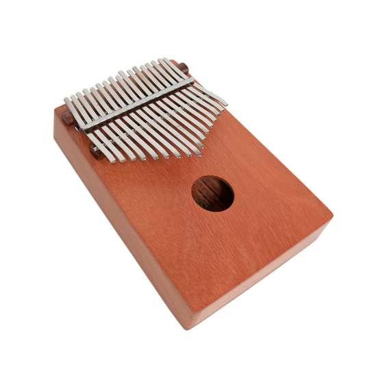 Thumb piano red cedar 17-key