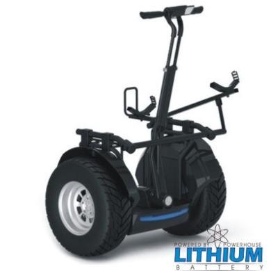 Powerhouse personal golf transport