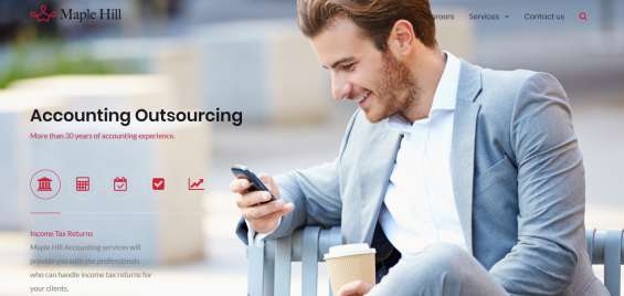 Accounting outsourcing london