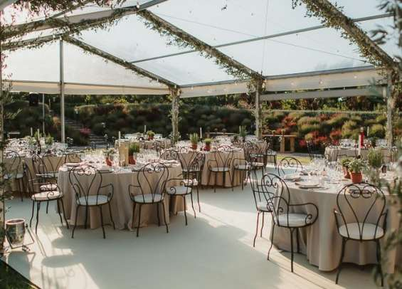 Best corporate events planner london - amoretti