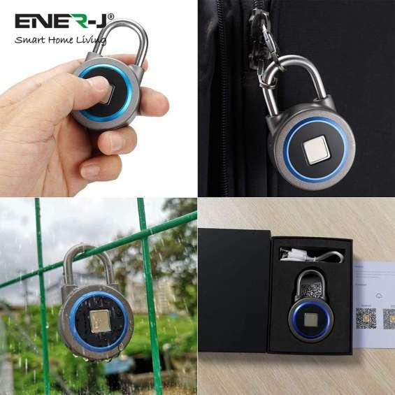 Ener-j : wifi door lock