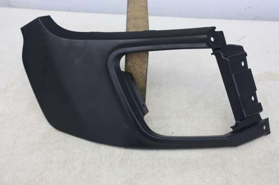 2011-on range rover evoque rear bumper trim left side p/n: bj3m17f879c