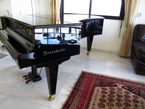 Bösendorfer grand - fully reconditioned - 5 yr guarantee