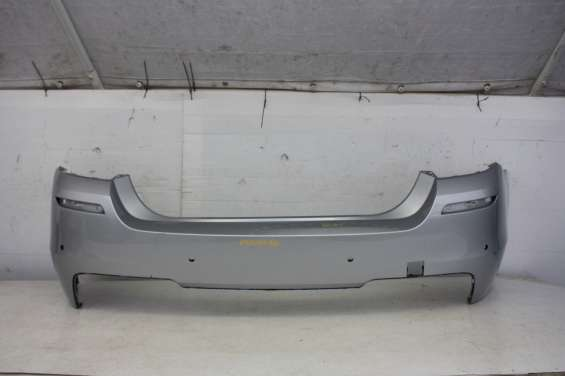 2010-2013 bmw 5 series f10 m sport rear bumper p/n: 51127906324