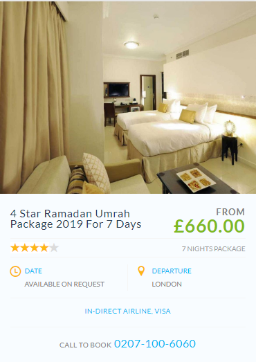 Pictures of Cheap ramadan umrah packages 2019 3