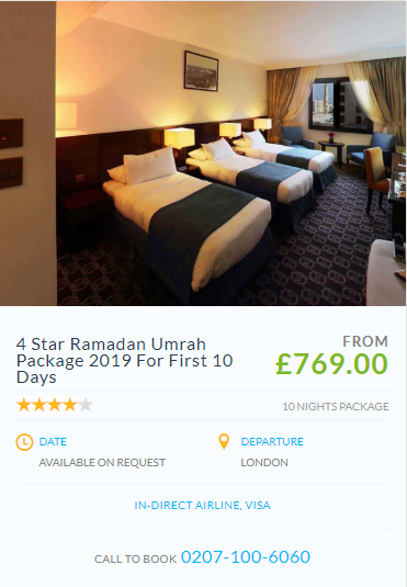 Pictures of Cheap ramadan umrah packages 2019 4
