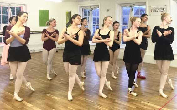Part time dance courses london - rda