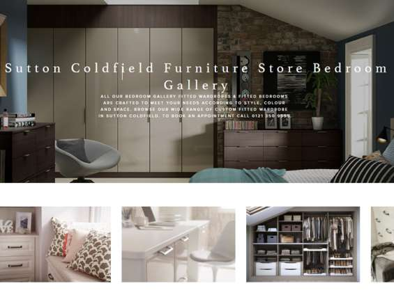Sutton coldfield furniture store | bedroom gallery
