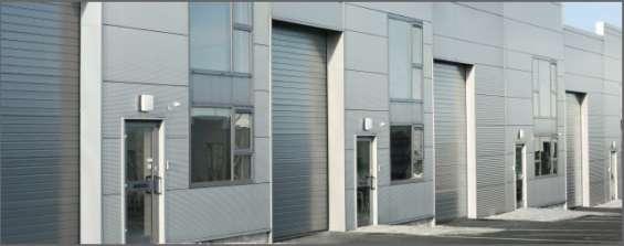 Best roller shutter doors | alliance industrial doors ltd