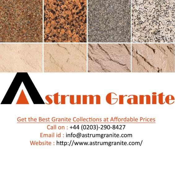 Supply of best kitchen worktops at cheap price by astrum granite