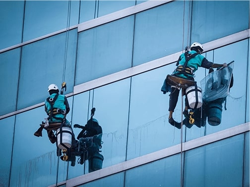 Quality from professional window cleaner in london