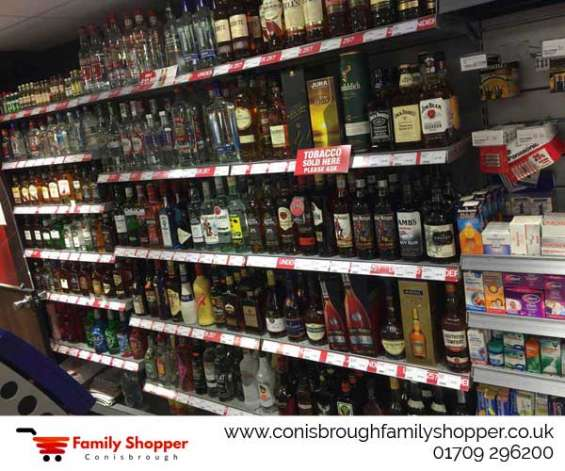 Avail heavy discounts from the bargains store in conisbrough
