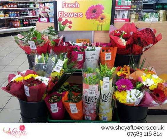 Get cut flower supplies in london at a reasonable cost