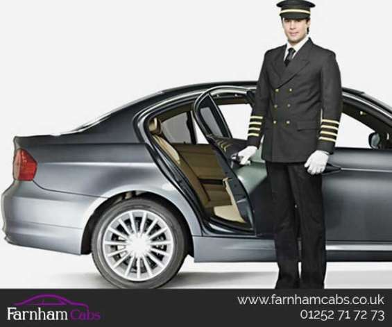 Tips to avail the best taxi services in farnham