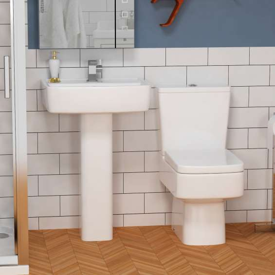 Toilet & basin suites | toilet sets with basin in uk - buy now!