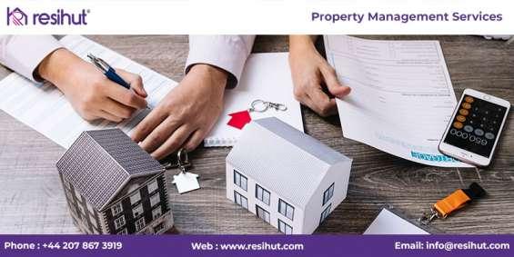 Best property management london