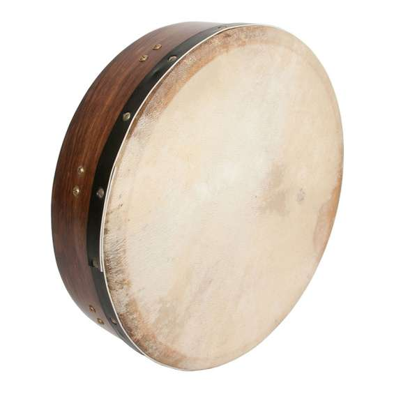 Buy bendir with snare 18-inch rosewood