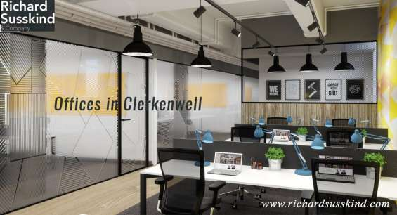 Offices in clerkenwell - richardsusskind &company