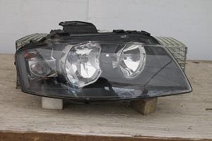 2005 - 2008 audi a3 8p o/s right driver side headlight headlamp 8p0941004l