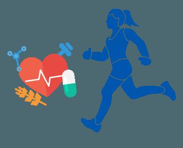 Health & fitness app development