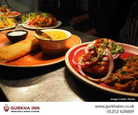 Get the best taste of indian cuisine in fleet
