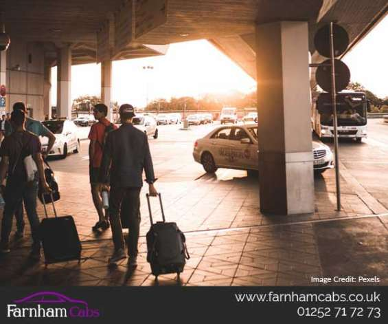 Best cabs hire company in farnham
