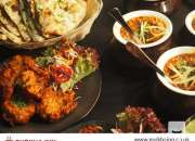 Traditional Indian food in Fleet
