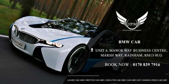 Bmw car hire