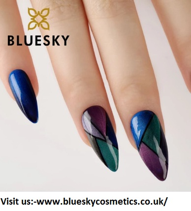 Bluesky color changing nail polish