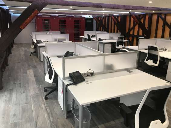 Why shared office spaces guildford is a good choice