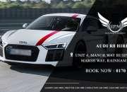 Audi rental uk