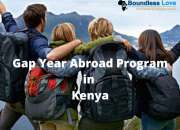 Boundless Loves Gap Year Abroad Program
