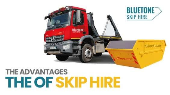 The advantages of skip hire