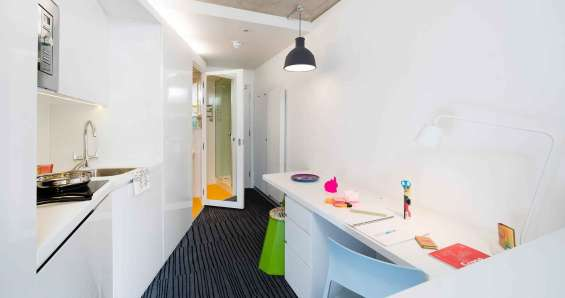 Pictures of Enjoy perfect quality of student accommodation at scape shoreditch london 9