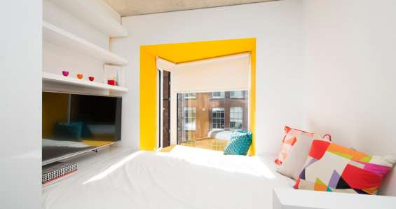 Pictures of Enjoy perfect quality of student accommodation at scape shoreditch london 10