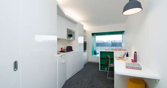 Pictures of Enjoy perfect quality of student accommodation at scape shoreditch london 6