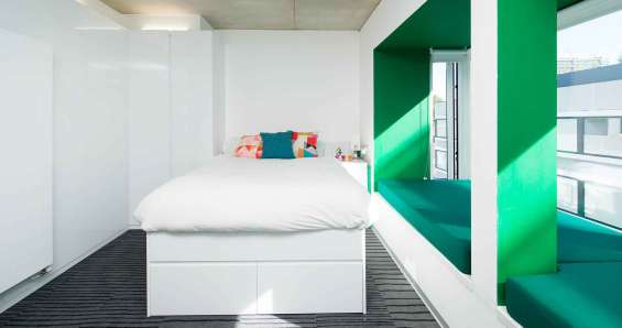 Pictures of Enjoy perfect quality of student accommodation at scape shoreditch london 4