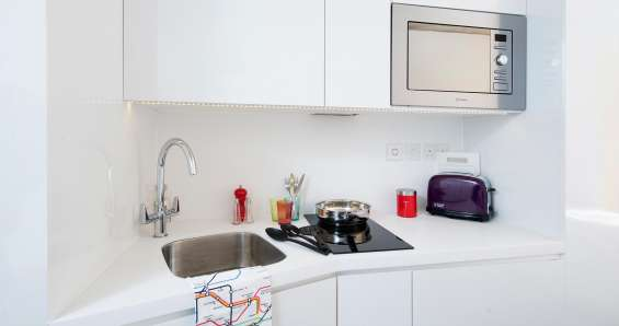 Pictures of Enjoy perfect quality of student accommodation at scape shoreditch london 8