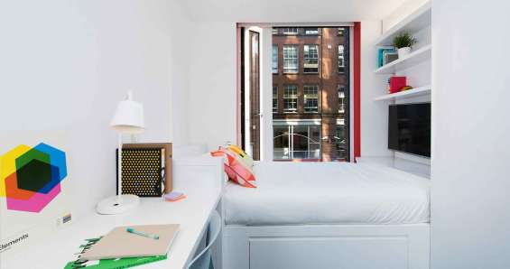 Pictures of Enjoy perfect quality of student accommodation at scape shoreditch london 3