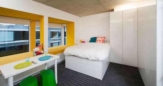 Pictures of Enjoy perfect quality of student accommodation at scape shoreditch london 2