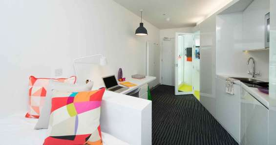Pictures of Enjoy perfect quality of student accommodation at scape shoreditch london 5