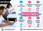 Best Software Testing Company UK- Amba Consultants