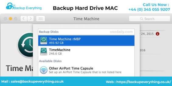 Backup server in uk